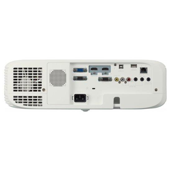Проектор Panasonic PT-VZ575N разъёмы