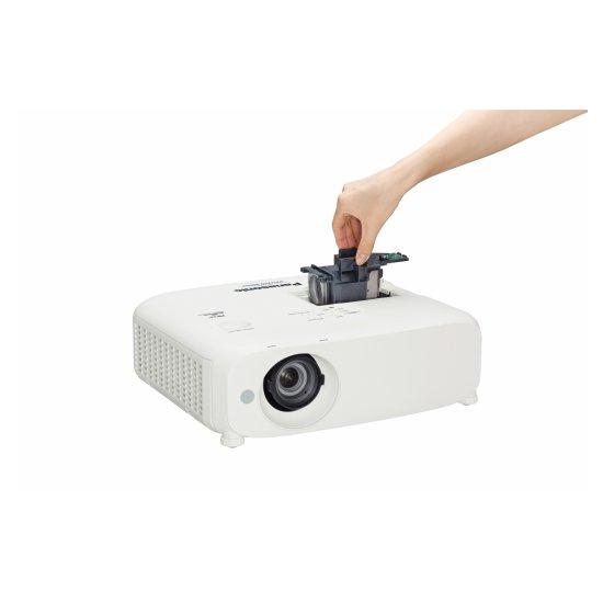 Проектор Panasonic PT-VZ575N лампа
