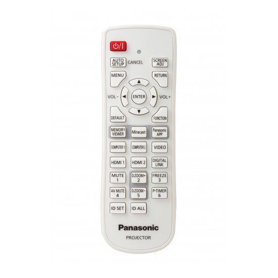 Проектор Panasonic PT-VZ575N пульт