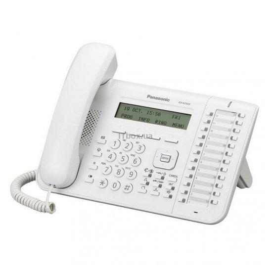 Системный IP-телефон Panasonic KX-NT543RU