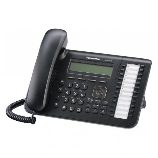 Системный IP-телефон Panasonic KX-NT543RU-B