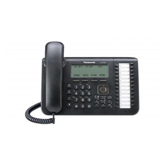 Системный IP-телефон Panasonic KX-NT546RU-B