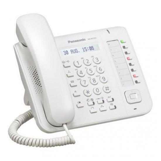 Системный IP-телефон Panasonic KX-NT551RU
