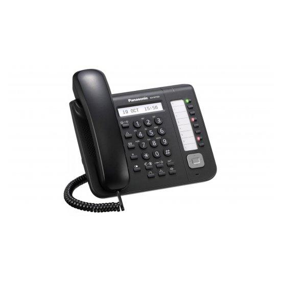 Системный IP-телефон Panasonic KX-NT551RU-B