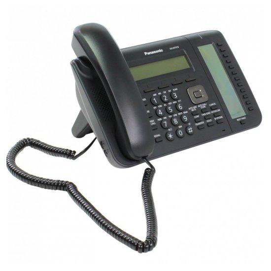 Системный IP-телефон Panasonic KX-NT553RU-B
