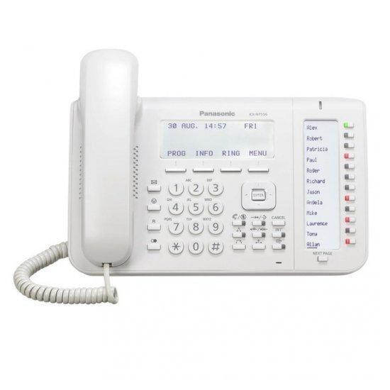 Системный IP-телефон Panasonic KX-NT556RU