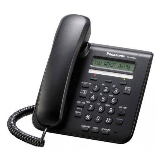Системный IP-телефон Panasonic KX-NT511ARUB