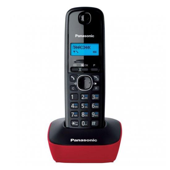DECT-телефон Panasonic KX-TG1611RUR