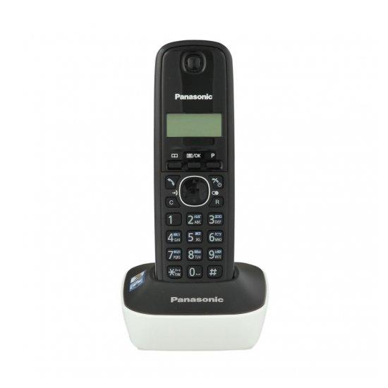 DECT-телефон Panasonic KX-TG1611RUW
