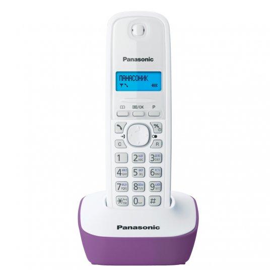 DECT-телефон Panasonic KX-TG1611RUF