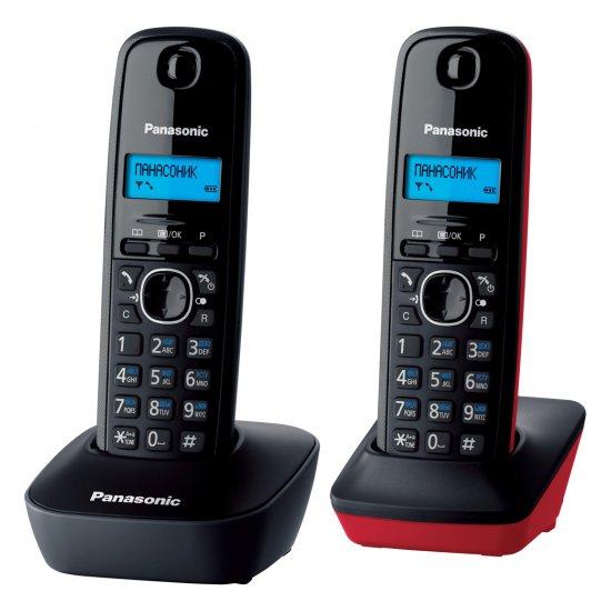 DECT-телефон Panasonic KX-TG1612RU3