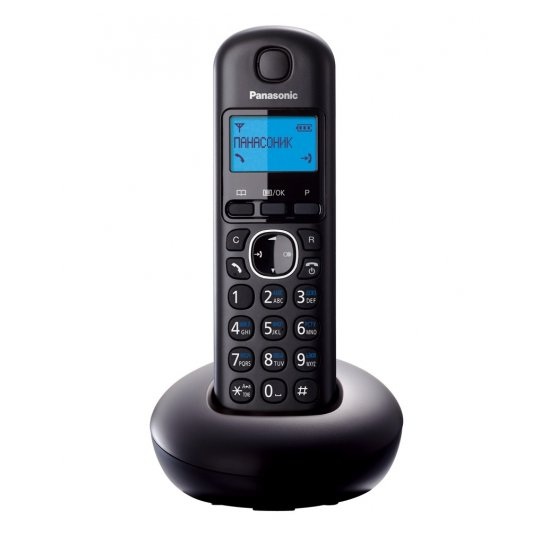 DECT-телефон Panasonic KX-TGB210RUB