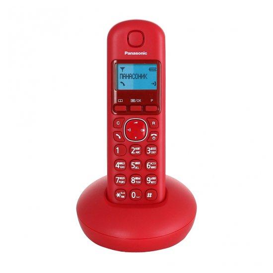 DECT-телефон Panasonic KX-TGB210RUR