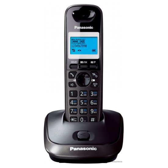 DECT-телефон Panasonic KX-TG2511RUT