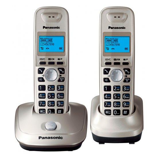 DECT-телефон Panasonic KX-TG2512RUS