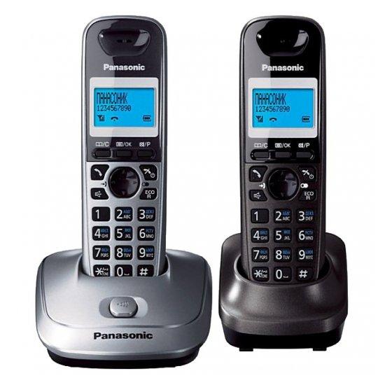 DECT-телефон Panasonic KX-TG2512RU1
