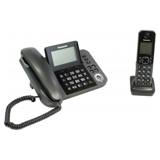 Комплект телефонов Panasonic KX-TGF310RU