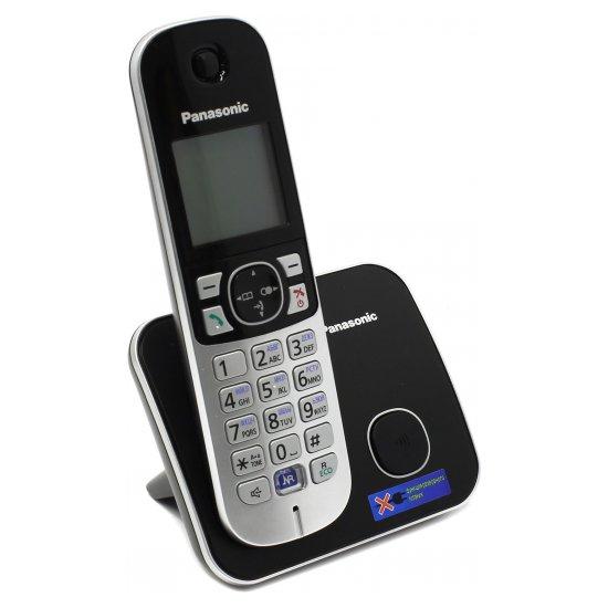 DECT-телефон Panasonic KX-TG6811RUB