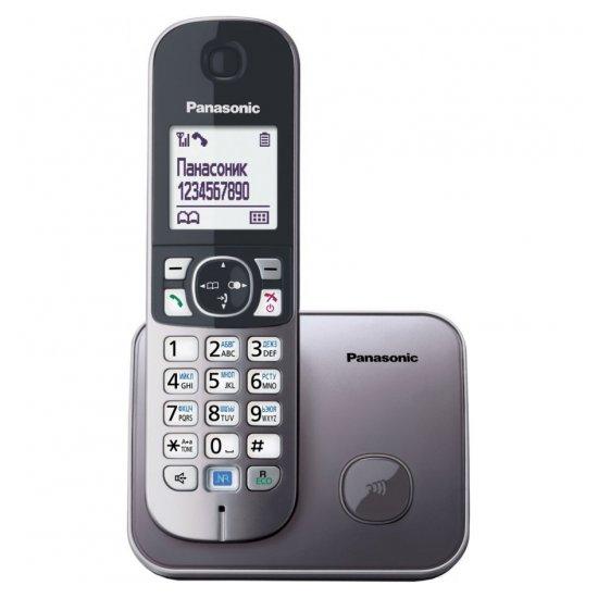 DECT-телефон Panasonic KX-TG6811RUM
