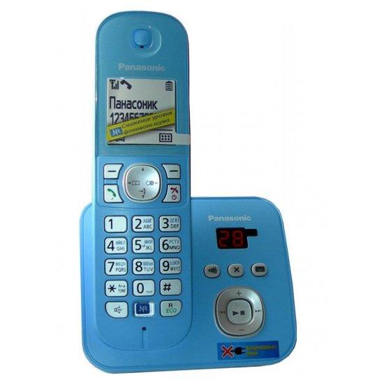 DECT-телефон Panasonic KX-TG6821RUF