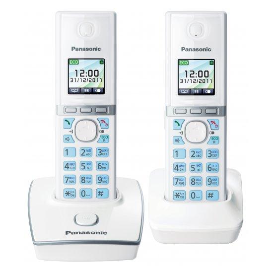 DECT-телефон Panasonic KX-TG8052RUW
