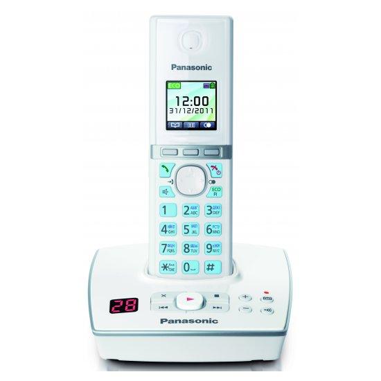 DECT-телефон Panasonic KX-TG8061RUW