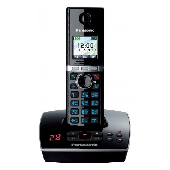 DECT-телефон Panasonic KX-TG8061RUB