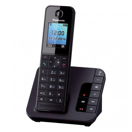 DECT-телефон Panasonic KX-TGH220RUB