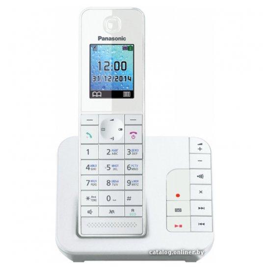 DECT-телефон Panasonic KX-TGH220RUW