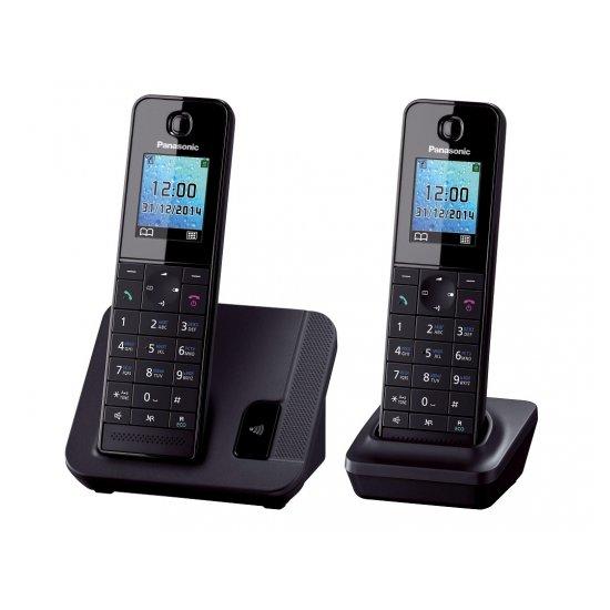 DECT-телефон Panasonic KX-TGH222RUB