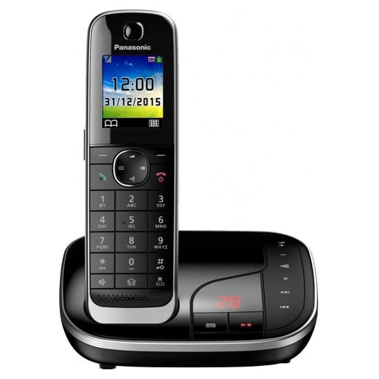DECT-телефон Panasonic KX-TGJ310RUB