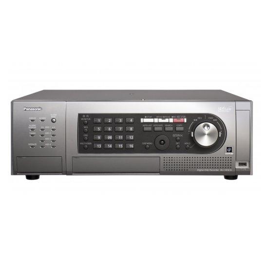 16 канальный Регистратор Panasonic WJ-HD616K