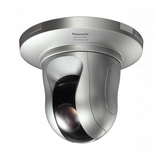 PTZ IP камера Panasonic WV-SC384E