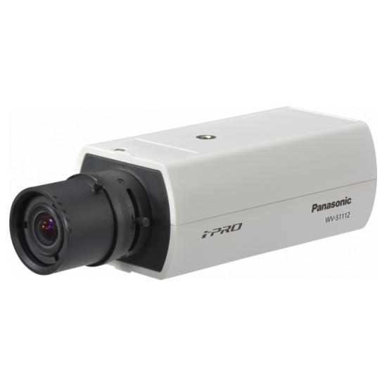 Корпусная IP камера Panasonic WV-S1112