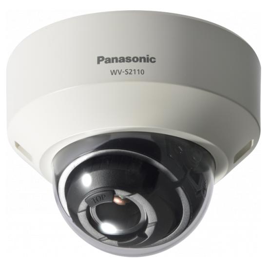 Купольная IP камера Panasonic WV-S2110