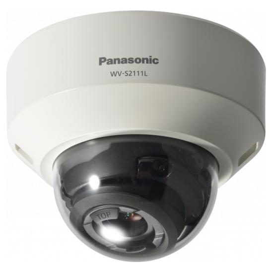 Купольная IP камера Panasonic WV-S2111L