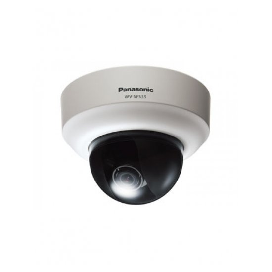 Купольная IP камера Panasonic WV-SF539