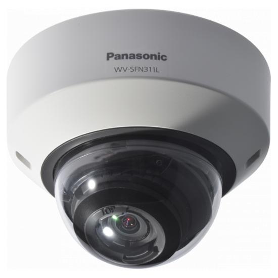 Купольная IP камера Panasonic WV-SFN311L