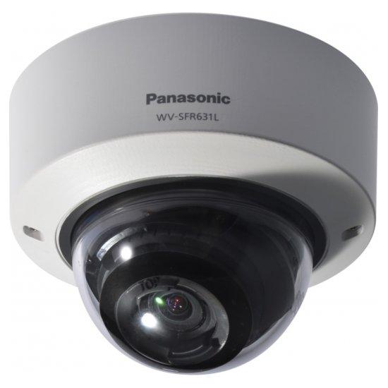 Купольная IP камера Panasonic WV-SFR631L