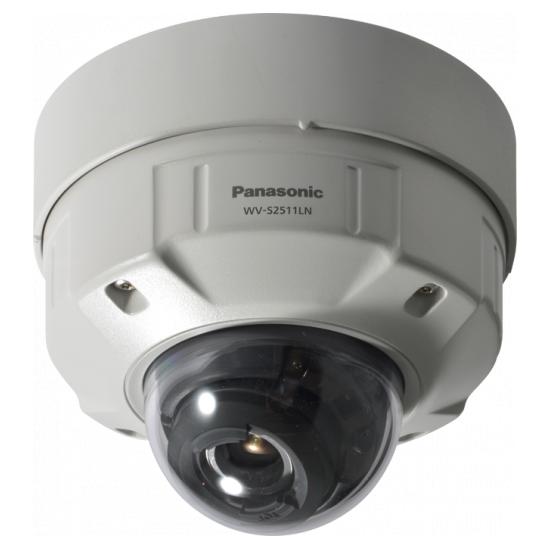 Купольная Уличная IP камера Panasonic WV-S2511LN