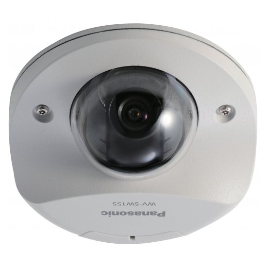 Купольная Уличная IP камера Panasonic WV-SW155