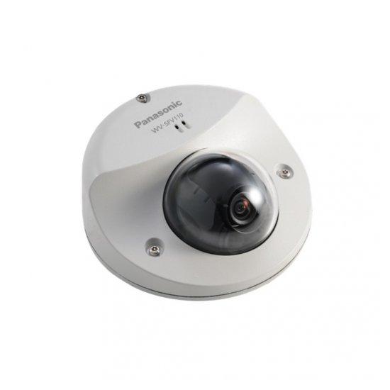 Купольная Уличная IP камера Panasonic WV-SFV110