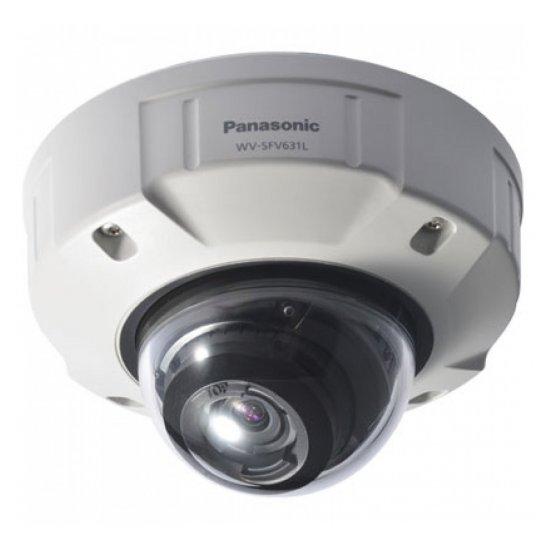 Купольная Уличная IP камера Panasonic WV-SFV631LT