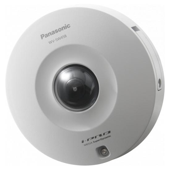 IP камера рыбий-глаз Panasonic WV-SW458