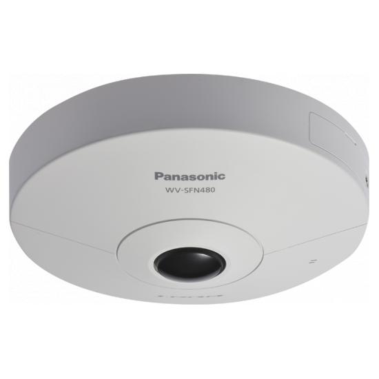 IP камера рыбий-глаз Panasonic WV-SFN480