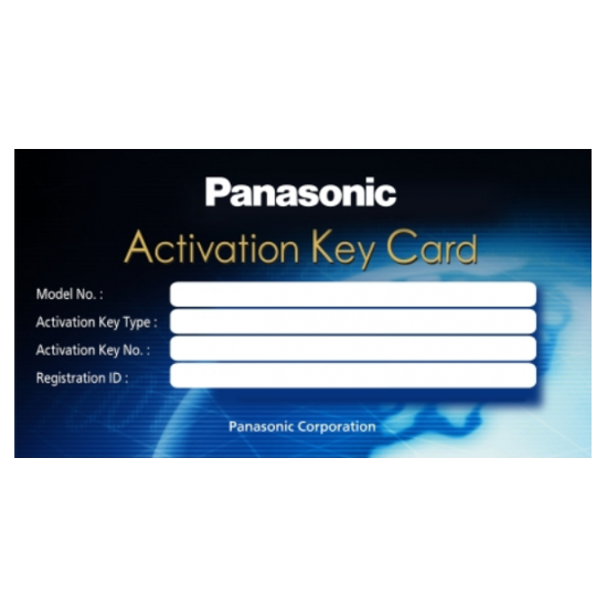 Ключ активации Panasonic KX-UCMA050W
