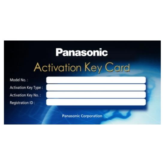 Ключ активации Panasonic