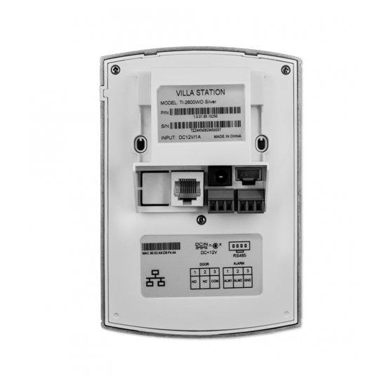 IP вызывная панель True IP TI-2600WD Silver