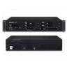 IP-АТС Panasonic KX-NS500RU вид спереди/сздади
